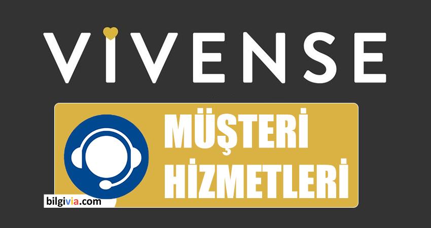 vivense müşteri hizmetleri